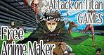[CLOSED] Attack on Titan Japanese Mini-Game and Anime-Maker