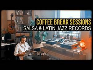 CBS: Salsa and Latin Jazz Records