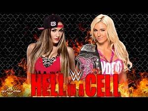 Hell in a Cell [2015]: Nikki Bella Vs Charlotte [Ending A]