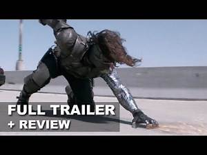 Captain America 2 The Winter Soldier Official Trailer 2 + Trailer Review : HD PLUS