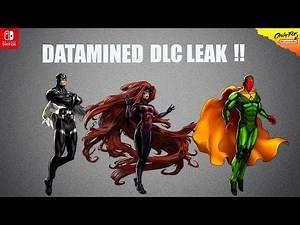 Datamined DLC List Leaked For Ultimate Alliance 3
