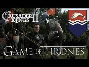 Crusader Kings II Game of Thrones - Tully Survival #2 - The Great Escape