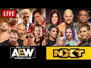 🔴 AEW Dynamite Live Stream & WWE NXT Live Stream August 12th 2020 - Watch Along Reactions