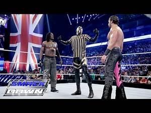 R-Truth vs. Fandango: SmackDown, April 21, 2016