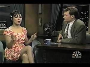 CONAN - Jennifer Tilly's Breasts