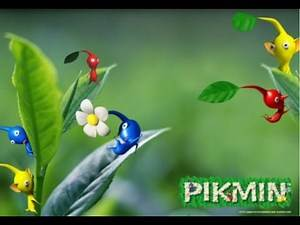 Pikmin Intro HD- 1080p (Dolphin emulator)
