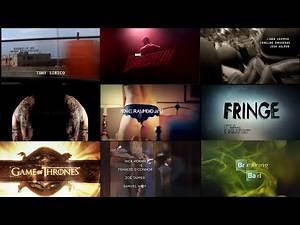 How To Make Your Own Title Sequence & The Theory Behind Them