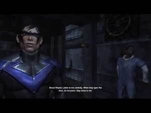 Nightwing: Arkham City