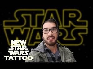 GETTING A STAR WARS TATTOO