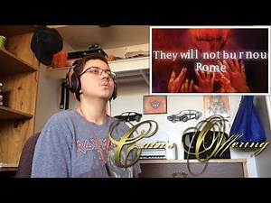 Cain's Offering - I Will Build You a Rome Reaction!!!