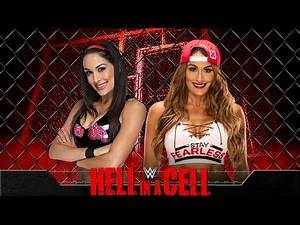 Hell in a Cell Through The Years [2014]: Brie Vs Nikki Bella