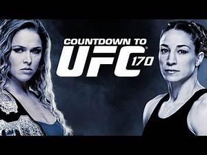 Conteo regresivo a UFC 170: Rousey vs McMann