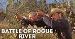 BATTLE OF ROGUE RIVER (1954) | Western Movies | Full Length Western Movie in English