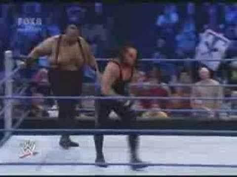 Undertaker vs. Big Daddy V