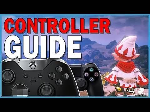 Final Fantasy XI Controller Guide [FFXI Classic How To Guide]