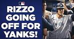 Anthony RIzzo ON FIRE since joining Yankees! (4 hits, 2 home runs, gotten on base 8 times!)