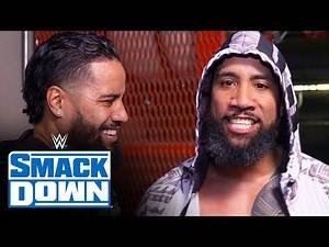 The Usos happy to get back in the win column: SmackDown Exclusive, Jan. 17, 2020