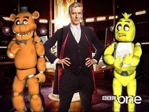 FNAF Vs Doctor Who- Crossover Trailer