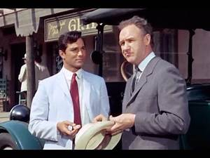 A Covenant With Death (1967) - Clip with George Maharis and Gene Hackman