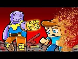 HOW TO CRAFT THE INFINITY GAUNTLET! (Stone Block 2)