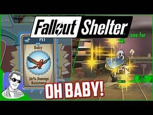 Fallout Shelter Vault 628 Ghoul Nation EP31