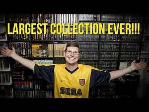 World's Largest Video Game Collection FOR SALE!!