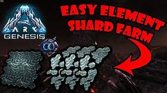 [OUTDATED] EASIEST ELEMENT SHARD FARM | Ark Survival Evolved