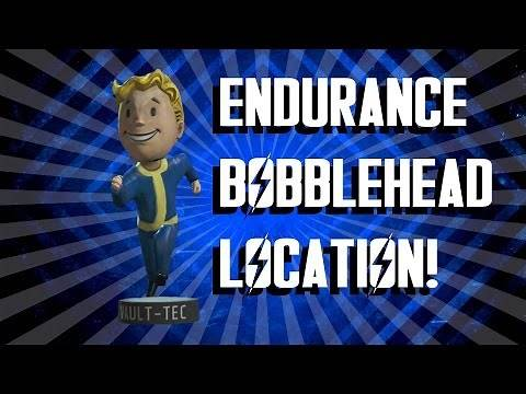 Fallout 4 - Endurance Bobblehead Location Guide