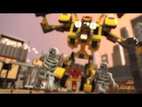 Emmet's Construct-o-Mech - The LEGO Movie - 70814