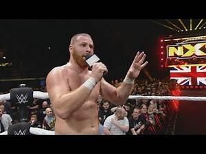 Sami Zayn is back - NXT TakeOver: London