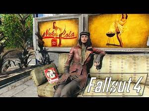 Fallout 4 Mod Review 7 - Pinup Girls and Full Dialogue Interface - Boobpocalypse