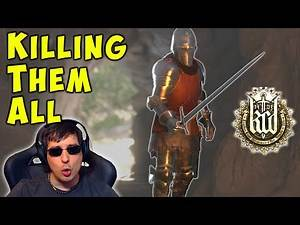 Killing & Looting in Kingdom Come Deliverance - Combat Gameplay