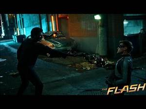 Elongated man vs Bloodwork | The Flash 6x07