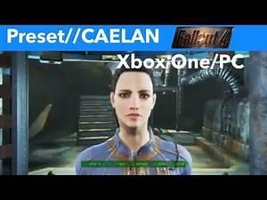 Fallout 4 Xbox One/PC Mods|Preset // Caelan