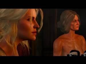 Witcher Wednesday - Ciri In The Sauna #27 [PC] 1080p 60FPS ( Witcher 3 - the Wild Hunt )