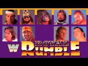 WrestleRant Edition #314: WWE Royal Rumble 1990 Review