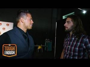The Miz and Tanner talk personality: WWE Tough Enough Digital Extra, August 18, 2015