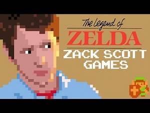 The Legend of Zelda - Part 18 - Ganon Boss Fight Finale! (Level 9)