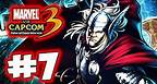 Ultimate Marvel Vs. Capcom 3 - Part 7 - Thor!