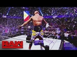 T.J. Perkins wird der erste WWE Cruiserweight Champion von Raw: Raw, 19. September 2016