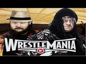 Bray Wyatt vs The Undertaker Wrestlemania 31 Promo WWE2K15