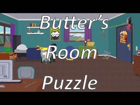 South Park: The Fractured but Whole (Getting out of Butter's Room)