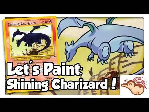 Shining Charizard Alter - Extended Art Pokémon Cards 17