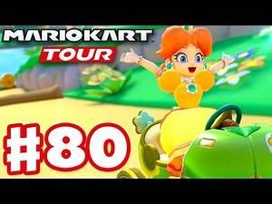 Flower Tour 100% Complete! - Mario Kart Tour - Gameplay Part 80 (iOS)