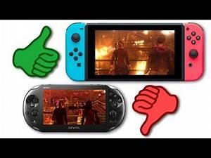Re Revelations 2 Nintendo Switch Succeeds Where PS Vita Port Failed