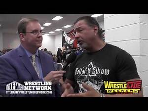 Al Snow & Kevin Kelly - The Reality of Pro Wrestling Today