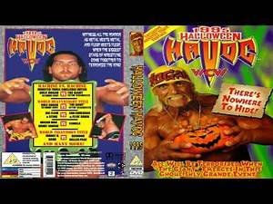 WCW Halloween Havoc 95' - WWE 2K19 Full Card Playthrough