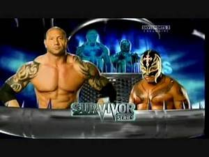 WWE SurViVor Series 2009 Full Official Match Card My Predictions (HQ)