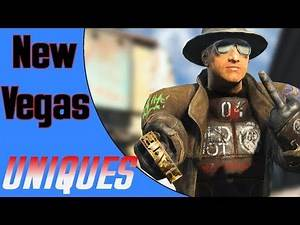 Fallout 4 Weapons Mods - New Vegas Uniques | Love & Hate | [XBOX ONE]