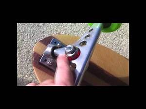 Gordon and Smith ( G&S) Fibreflex Cutaway Longboard review, with Holeys and Abec 11 wheels
